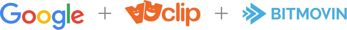 Google + Vuclip + Bitmovin