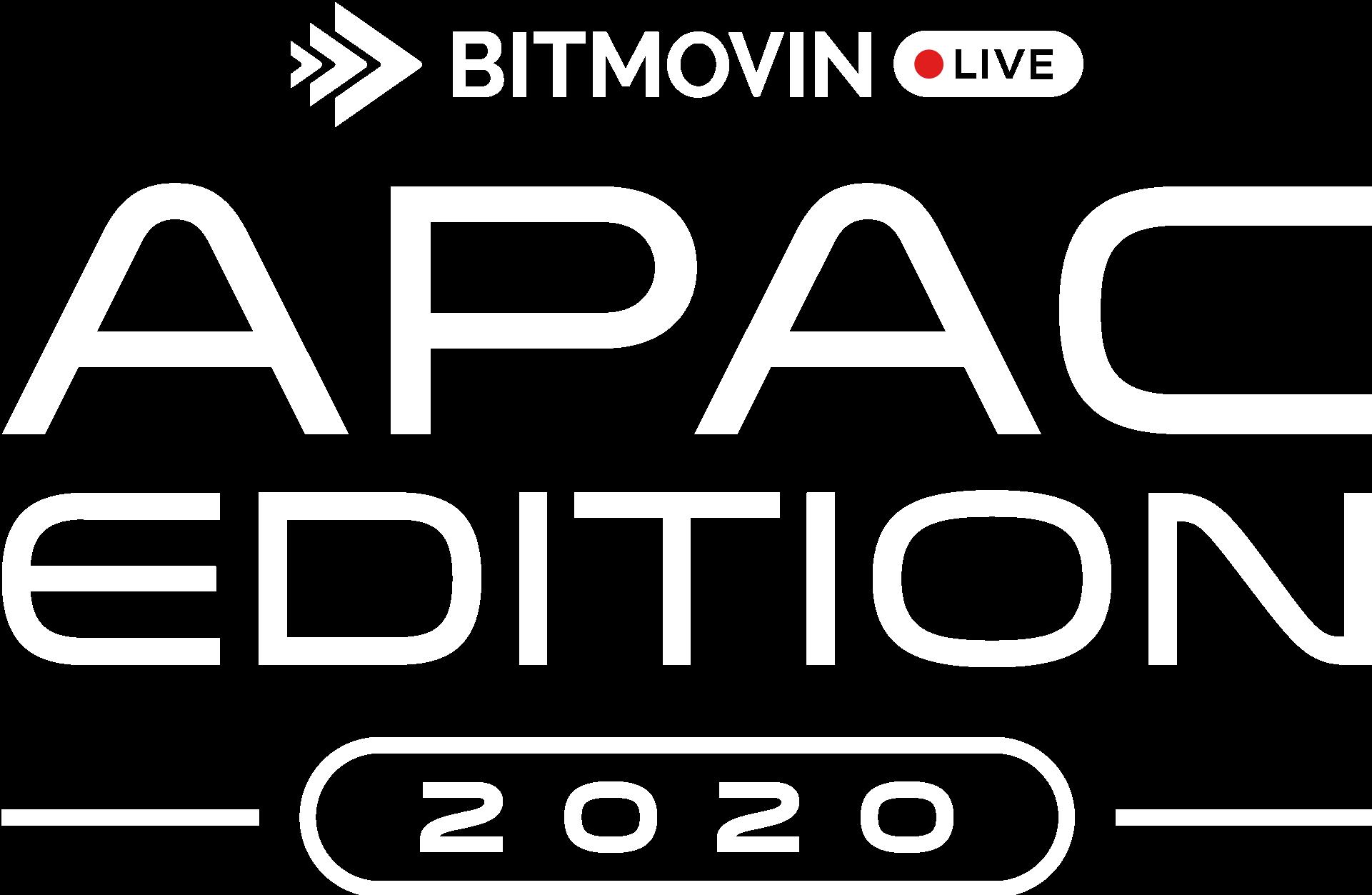 Bitmovin Live